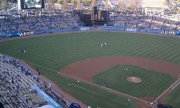 Dodger Stadium, section: 7TD, row: D, seat: 1