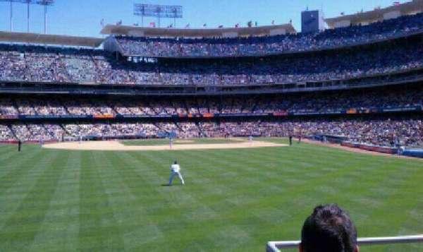 Dodger Stadium, section: 313PL, row: B, seat: 3