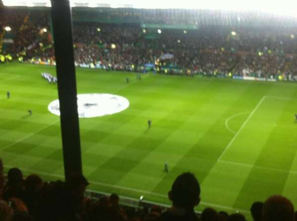 Celtic Park, section: 402, row: Y, seat: 4