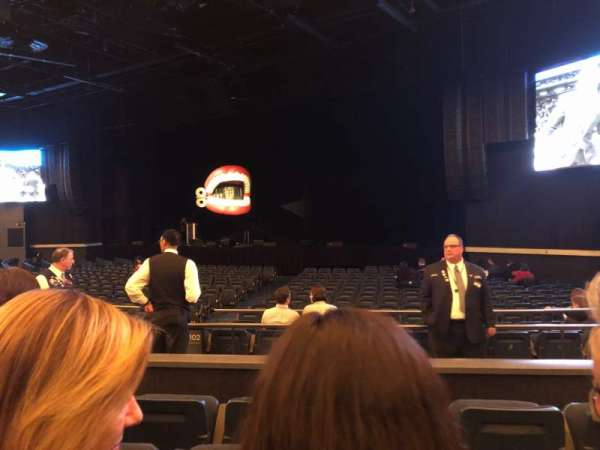 Hulu Theater at Madison Square Garden, section: 206, row: C, seat: 5