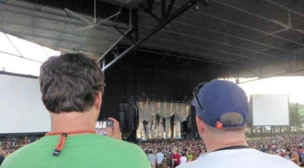 Jiffy Lube Live, section: 204, row: M, seat: 43