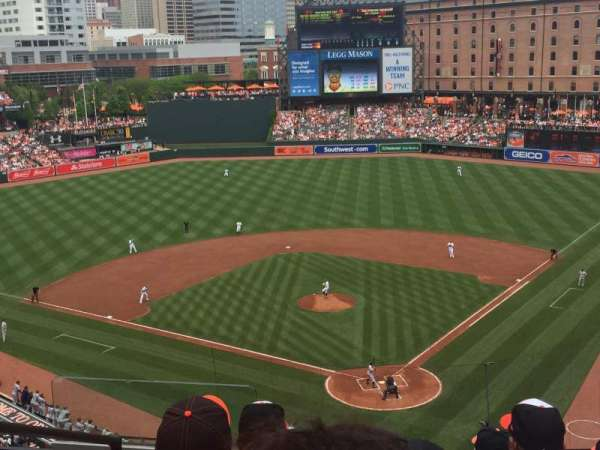 Oriole Park at Camden Yards, section: 340, row: 5, seat: 9