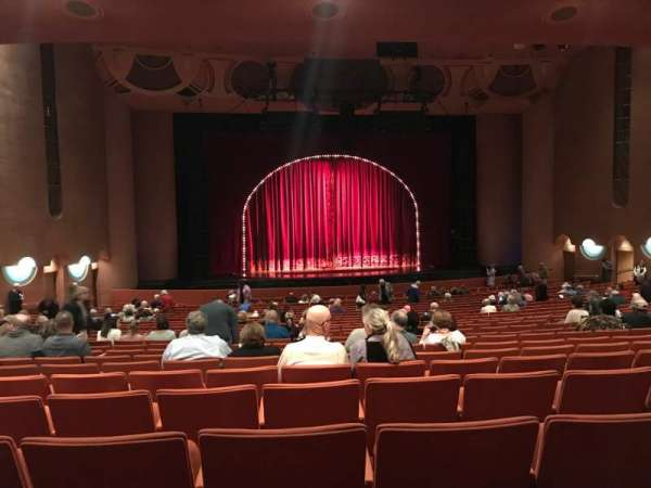 ASU Gammage, section: Orch, row: 24, seat: 21