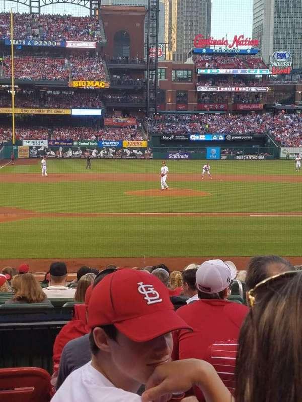 Busch Stadium, section: 146, row: 5, seat: 5