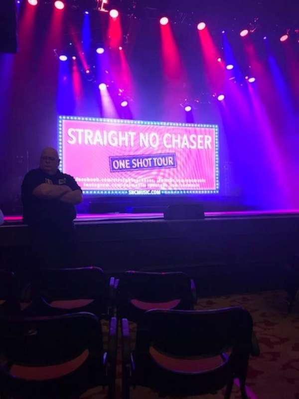 KeyBank State Theatre, section: Dress Circle Left, row: D, seat: 101