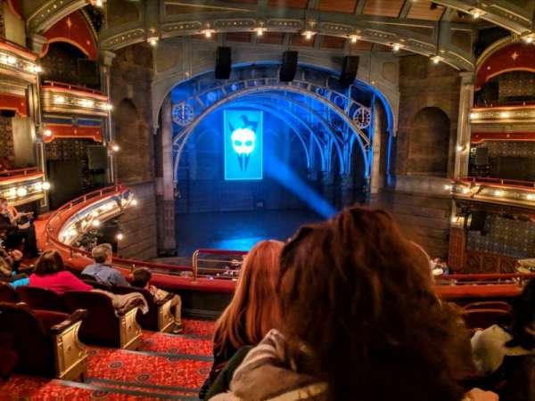 Lyric Theatre, section: Dress circle C, row: F, seat: 101