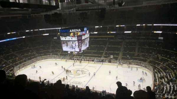 PPG Paints Arena, section: 217, row: N, seat: 12