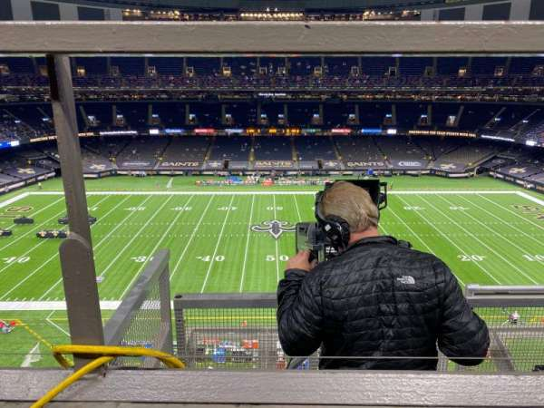Mercedes-Benz Superdome, section: 517, row: 1, seat: 2