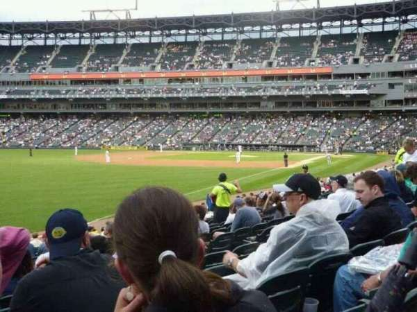 Guaranteed Rate Field, section: 147, row: 14, seat: 8