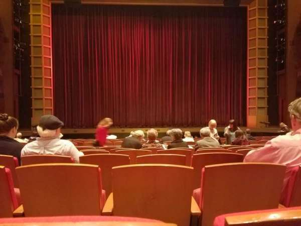 Cobb Energy Performing Arts Centre, section: Orchestra, row: M, seat: 111