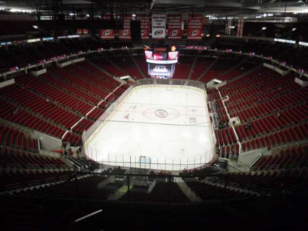 PNC Arena, section: 313, row: G, seat: 17