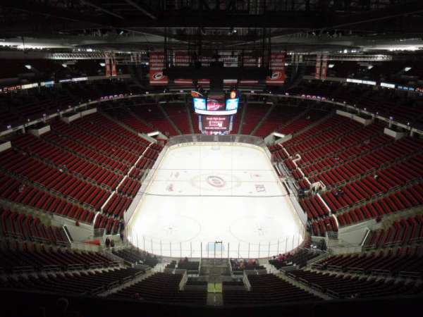 PNC Arena, section: 314, row: H, seat: 12