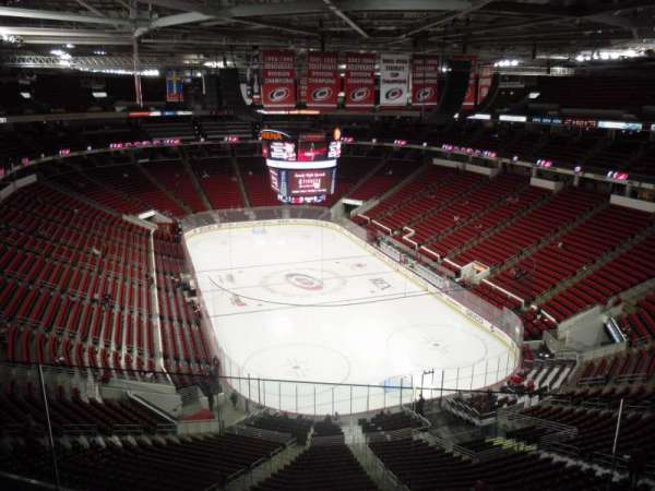 PNC Arena, section: 316, row: E, seat: 5