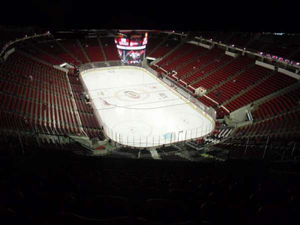 PNC Arena, section: 316, row: N, seat: 7