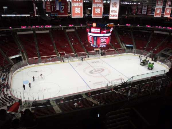 PNC Arena, section: 326, row: F, seat: 6