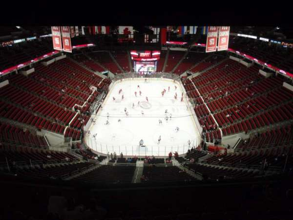 PNC Arena, section: 333, row: L, seat: 13