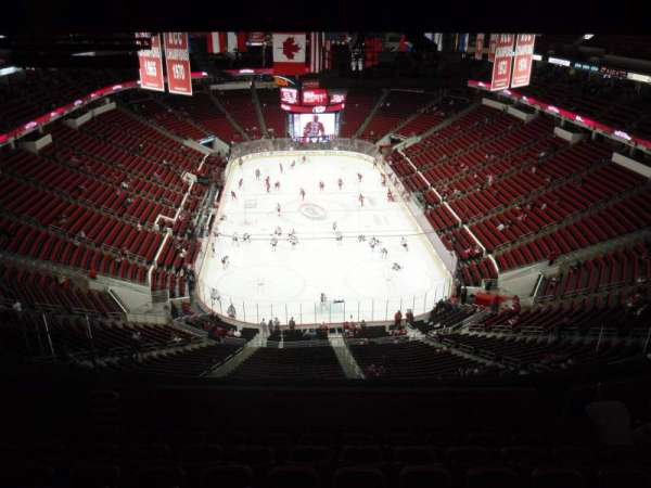 PNC Arena, section: 333, row: L, seat: 25
