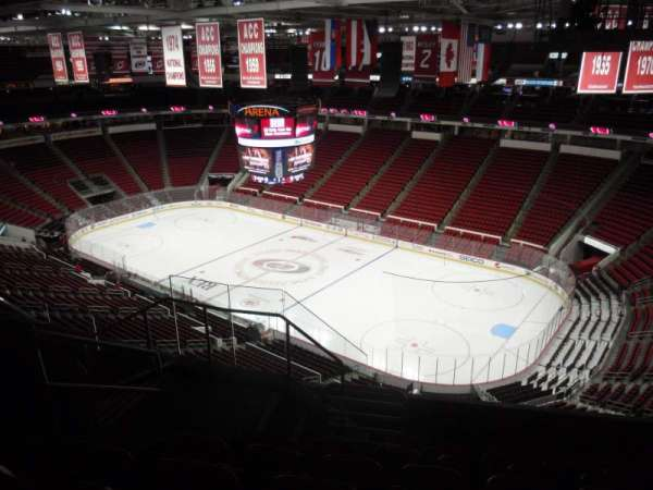PNC Arena, section: 338, row: G, seat: 10