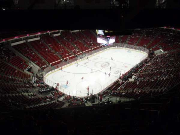 PNC Arena, section: 310, row: N, seat: 7