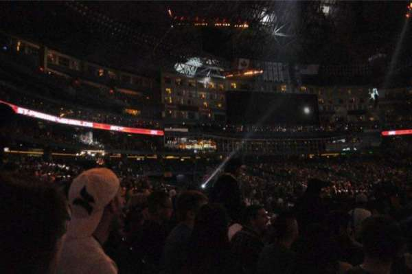 Rogers Centre, section: 127R, row: 12, seat: 8