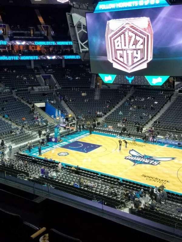 Spectrum Center, section: Suite 33, row: Suite 33
