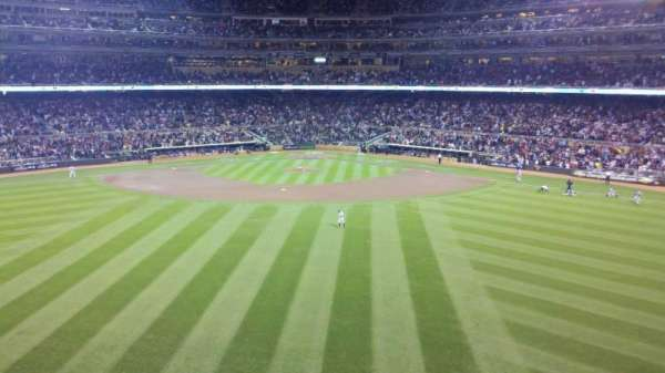 Target Field, section: 334, row: 15, seat: 16