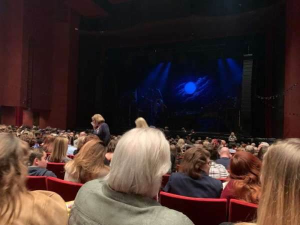 San Diego Civic Theatre, section: Orchestra, row: O, seat: 28