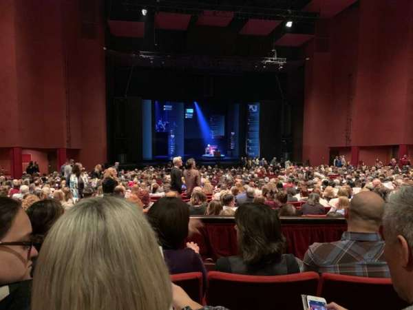 San Diego Civic Theatre, section: Dress Circle L1, row: C, seat: 21