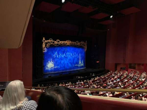 San Diego Civic Theatre, section: Lower Loge Left 2, row: G, seat: 3