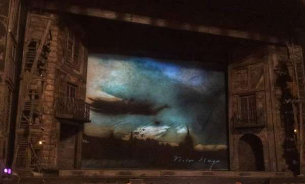 Orpheum Theatre (San Francisco), section: Orchestra, row: J, seat: 117