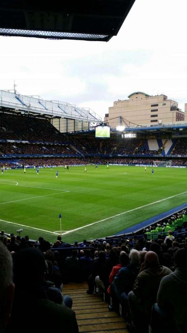 Stamford Bridge, section: Matthew Harding Lower 8, row: U, seat: 395