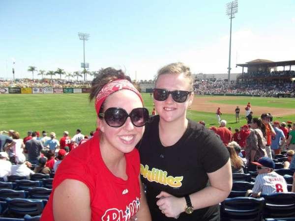 BayCare Ballpark, section: 119