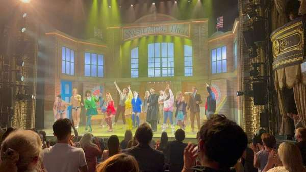 Theatre Royal Haymarket, section: Stalls, row: M, seat: 7