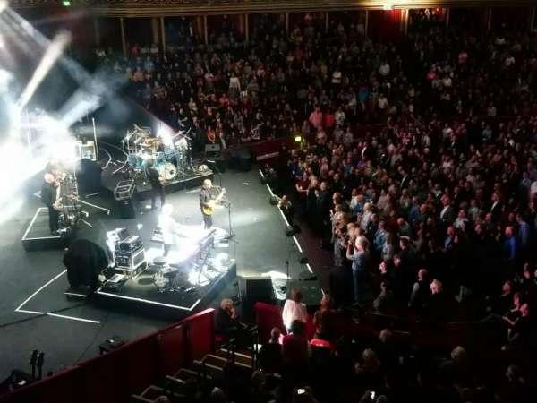 Royal Albert Hall , section: Grand Tier, row: Box 3, seat: 1