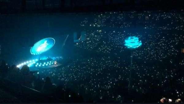 Ziggo Dome, section: 210, row: 11, seat: 325