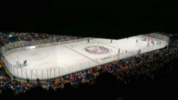 Old Nassau Veterans Memorial Coliseum, section: 307, row: S, seat: 11