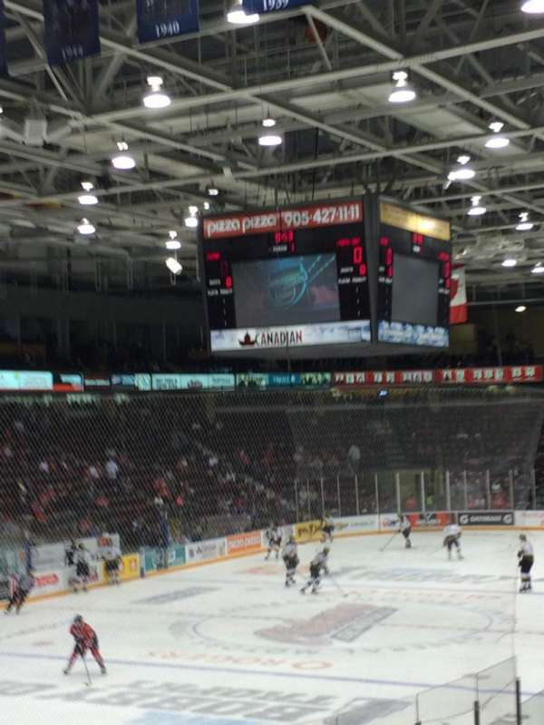 Tribute Communities Centre, section: 107, row: 14, seat: 20