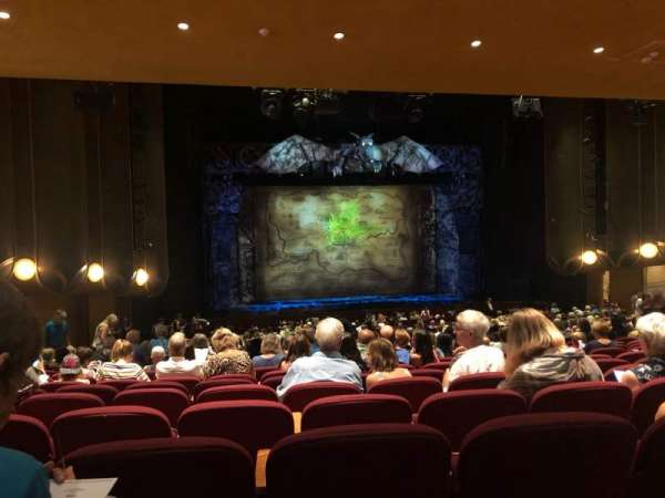 San Jose Center For The Performing Arts, section: Orchestra L, row: 26, seat: 30