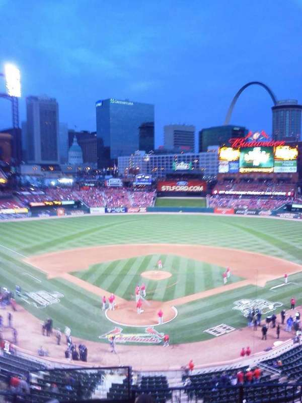 Busch Stadium, section: 249, row: 5, seat: 2