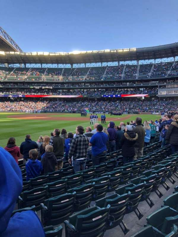 T-Mobile Park, section: 147, row: 10, seat: 7-8