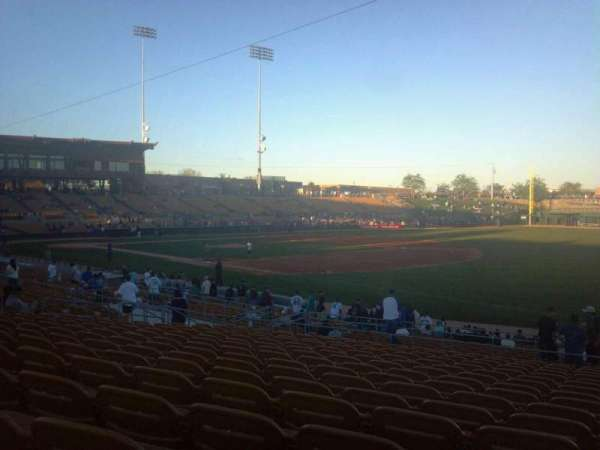 Camelback Ranch, section: 103, row: 16, seat: 3