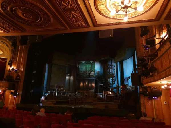 Walter Kerr Theatre, section: Orchestra R, row: N, seat: 14
