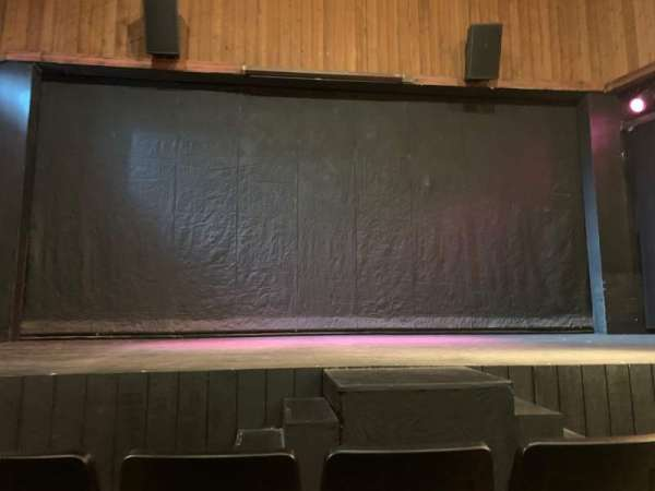 Morgan-Wixson Theatre, section: N/A, row: C, seat: 105