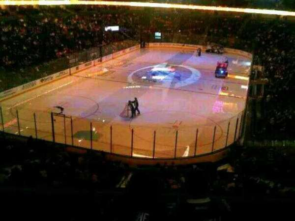 Amalie Arena, section: 207, row: F, seat: 6