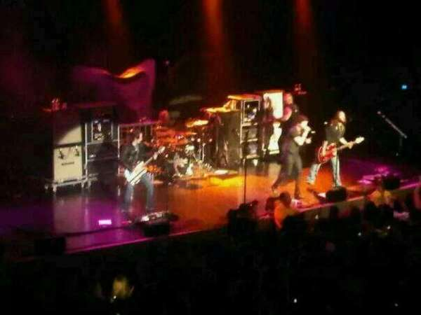 Hard Rock Live Orlando, section: Balcony Table L C