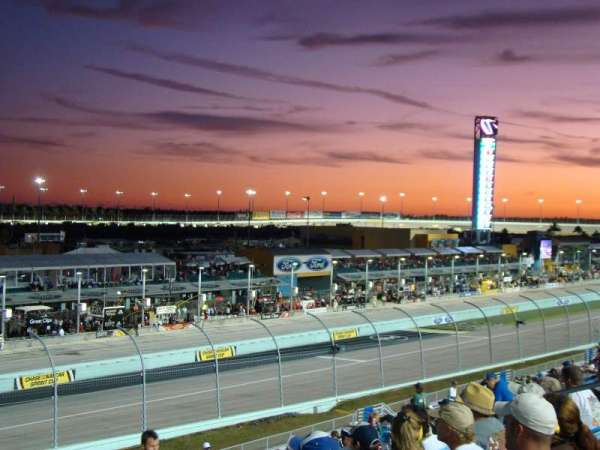 Homestead-Miami Speedway, section: 249, row: 32, seat: 5