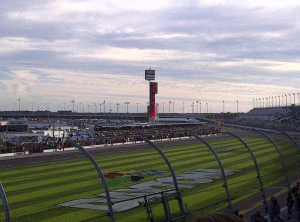 Daytona International Speedway, section: Campbell Box K, row: 14