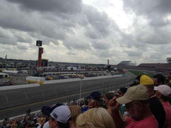 Daytona International Speedway, section: Oldfield Box A, row: 24, seat: 15