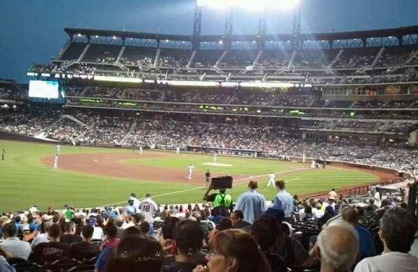 Citi Field, section: 128, row: 26, seat: 10