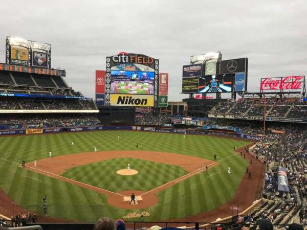 Citi Field, section: 319, row: 5, seat: 17